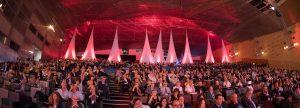 Quelque 800 délégués mutualistes sont réunis à Lille Grand Palais pour les Journées de rentrée de la Mutualité Française les 29 et 30 septembre, à Lille